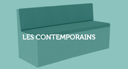 Bancs de culte contemporains