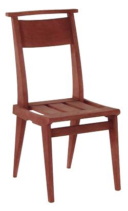 Modèle chaise Saint Madeleine, chaise de culte - pompes funèbres - lieux de culte